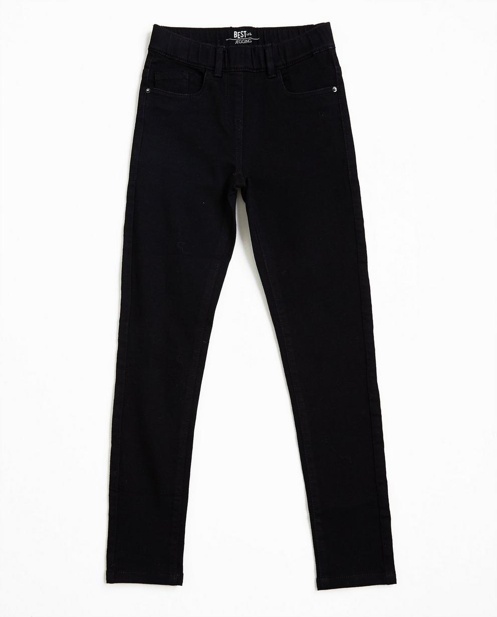 Jeggings noirs stretchy - BESTies - Besties